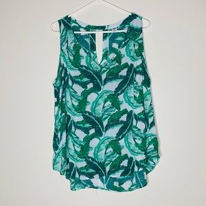 🎉5 for $25🎉 Old Navy Palm Leaf Tank
